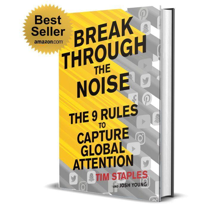 imagen de la portada del libro Break Through the Noise